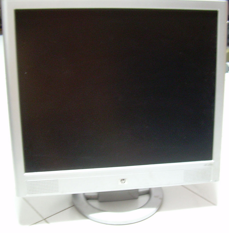 LCD monitors recycling